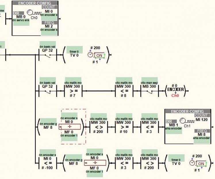 PLC Yazılımı